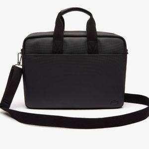 Lacoste Mens laptop/ briefcase bag